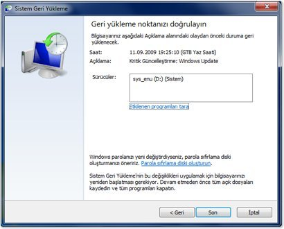 Windows7-Sistem-Geri-Yükleme