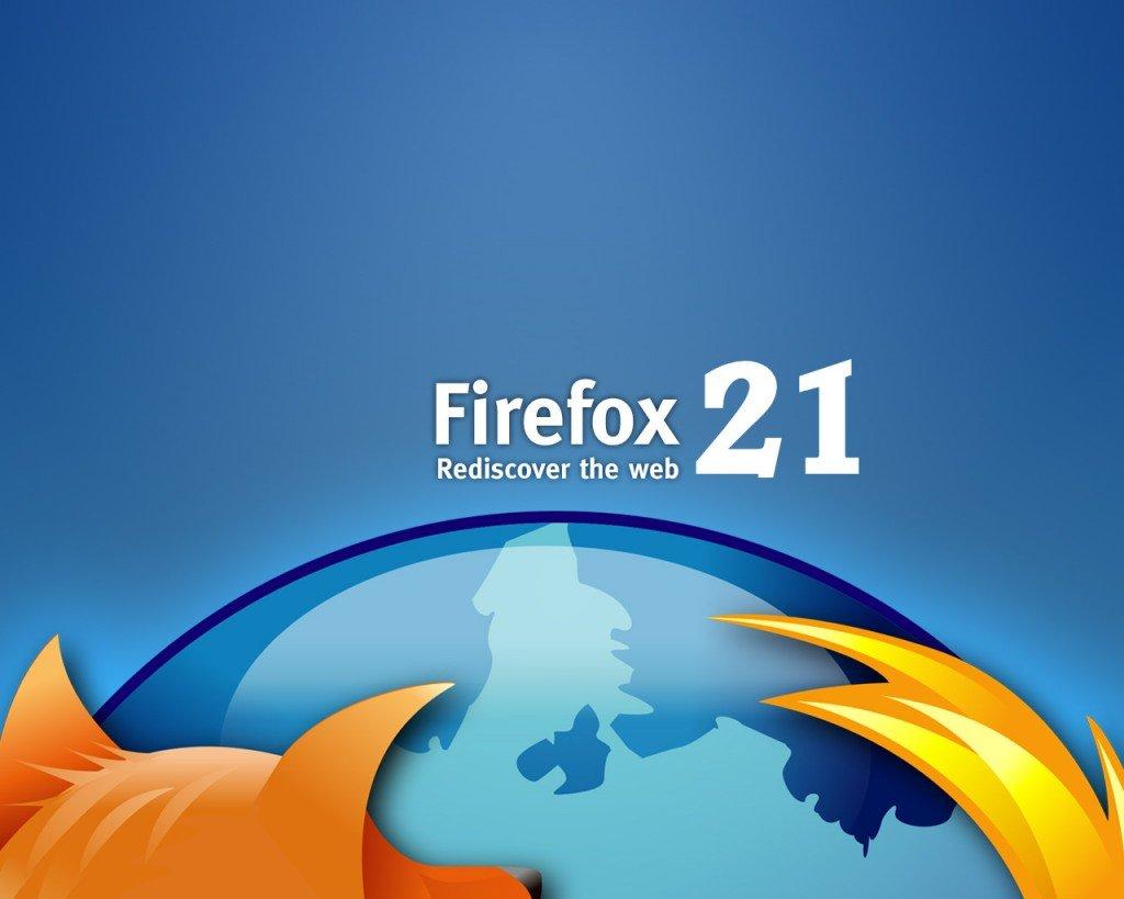 firefox 21 yeni download indir