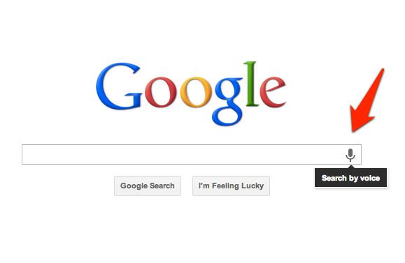 google-sesli-arama