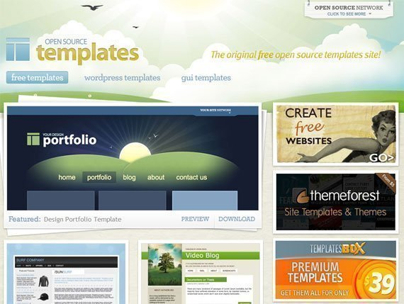 opensource-templates