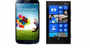 Samsung-Galaxy-S4-vs-Nokia-Lumia