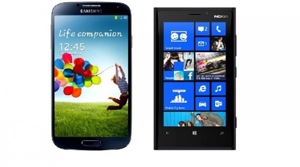 Samsung-Galaxy-S4-vs-Nokia-Lumia