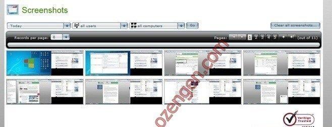 Workviewer ile internet bağlantısı olan tüm cihazlardan PC'lerinize ulaşabilirsiniz.