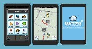 Waze-google