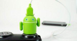 android şarj