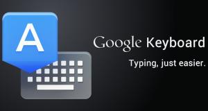 android klavye