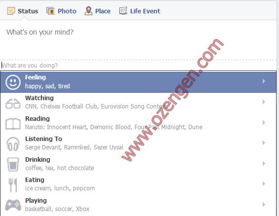 facebook aktivite1