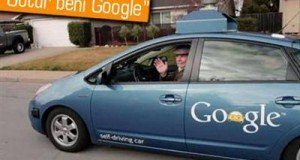 google sürücüsüz