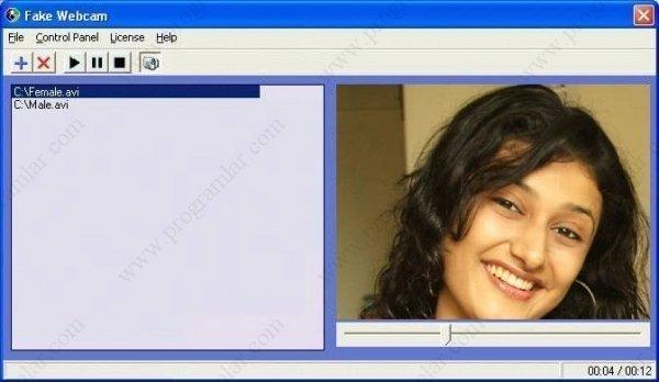 sahte webcam