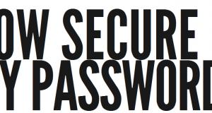 şifre kırılma süresi