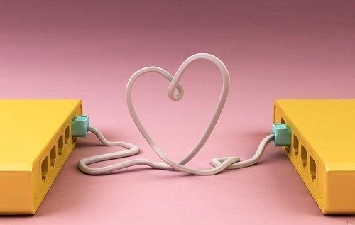 internet aşk