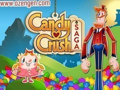 1-Candy Crush Saga