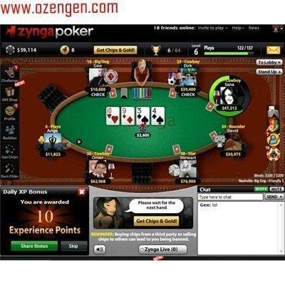 3-Texas HoldEm Poker