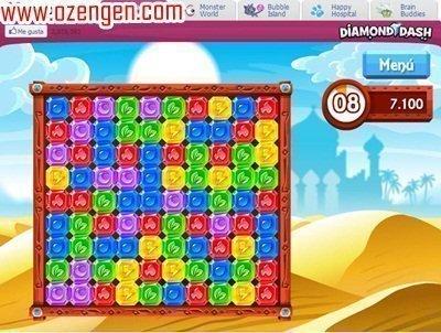 4-Diamond Dash