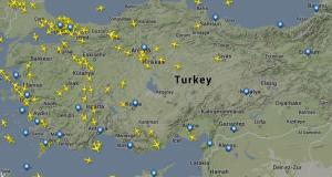 uçak takip