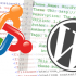 joomla,wordpress