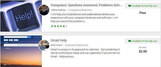 google-helpout