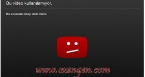 youtube-sorun
