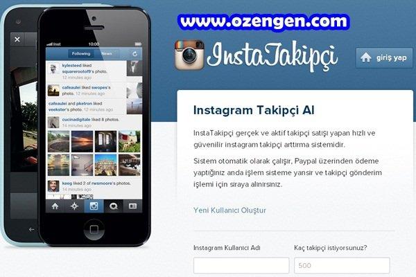 instagram hile