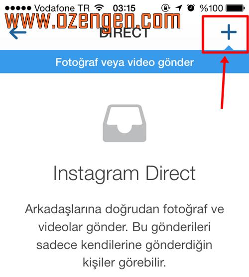instagram-mesaj