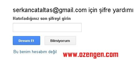 gmail geri alma 1