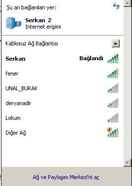 kablosuz isim değiştirme