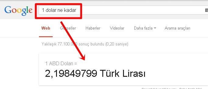 google soru cevap