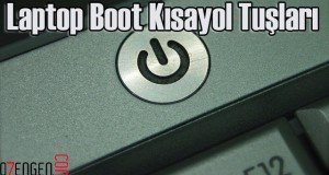Laptop Boot