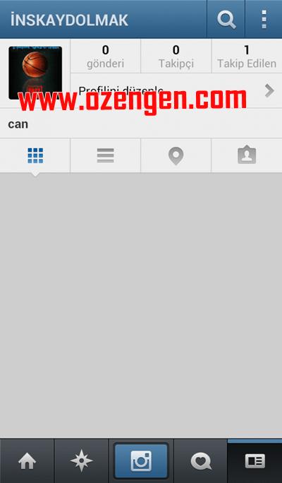 instagram profil 2