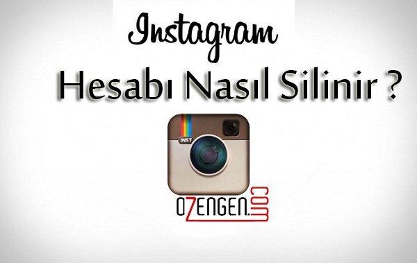instagram-silme