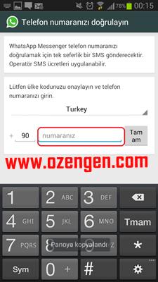 whatsapp yükleme 6