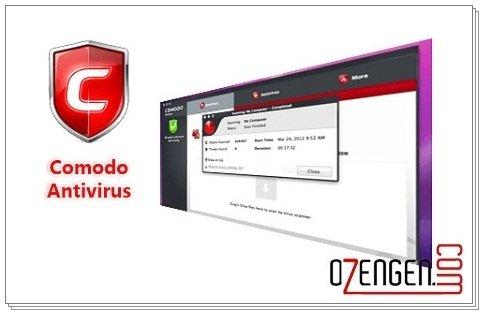Comodo antivirüs