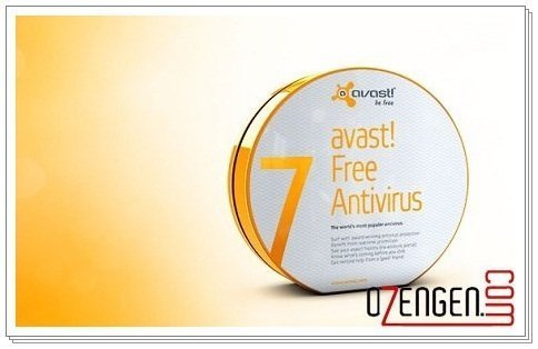 avast bedava antivirüs