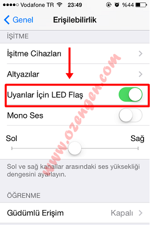 iphone led 2