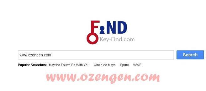key find virüsü