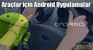 android araç