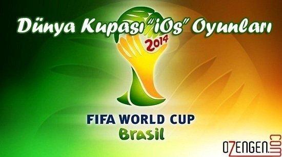 dünya kupası oyun