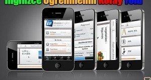 iphone ingilizce