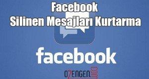 Facebook mesajlar