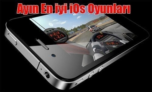iphone oyunlar
