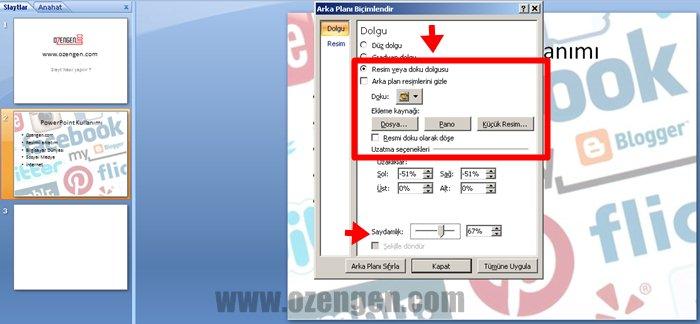 powerpoint kullanım 6