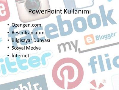 powerpoint kullanım 9