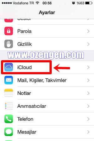 iphone icloud