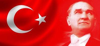 cumhuriyet bayrami ataturk