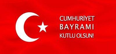cumhuriyet bayrami kutlama