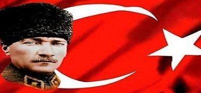cumhuriyet bayrami turk