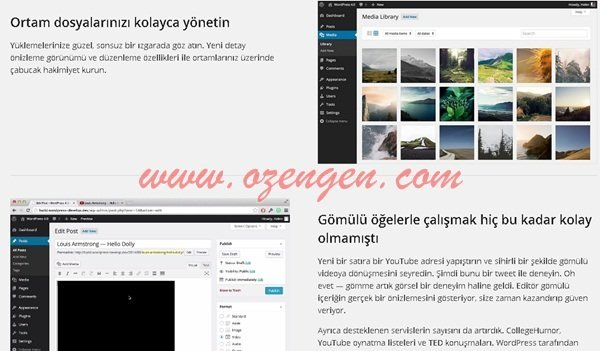 wordpress 4.0.1 ek