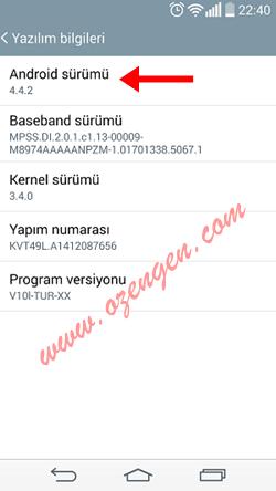 Android surumu