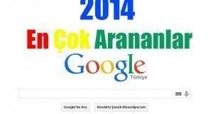 google 2014 aramalar