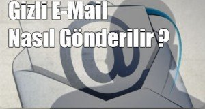 gizli email